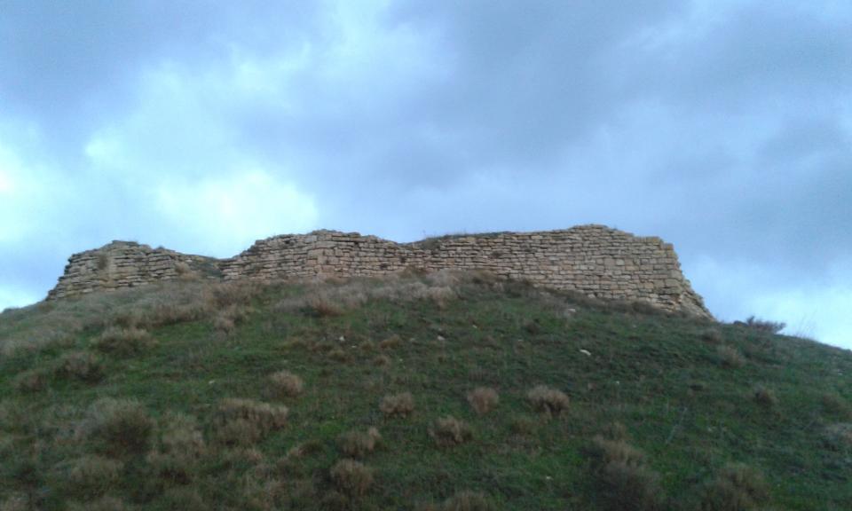 13.03.2017 castell  Argençola -  Francesc Fontanet