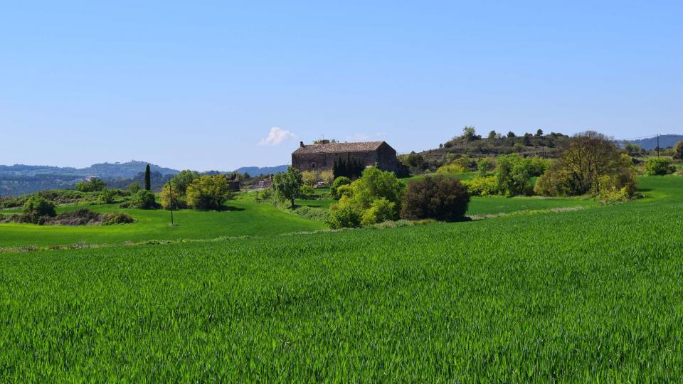 L'any 2014 es va aprovar inicialment el 'Catàleg de masies i cases rurals i altres edificacions en sòl no urbanitzable del municipi d'Argençola' - Argençola