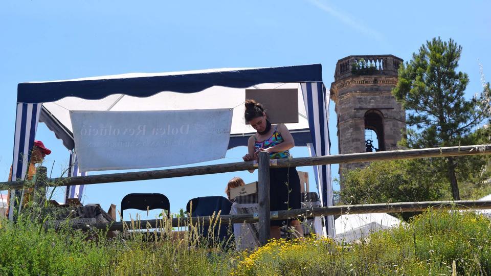 10.06.2017 7è mercat de les espècies  Argençola -  Ajuntament Argençola