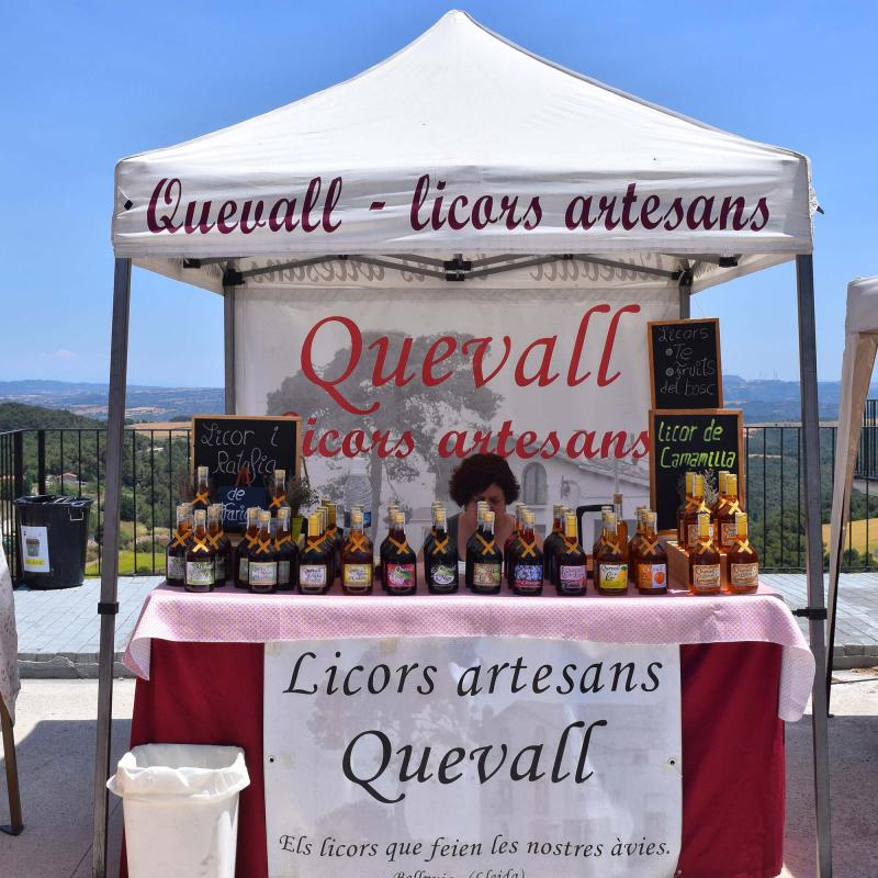 10.06.2017 Quevall, licors artesans  Argençola -  Ajuntament Argençola