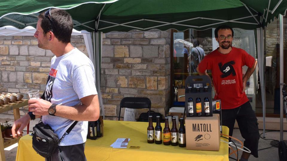 10.06.2017 Cervesa Matoll  Argençola -  Ajuntament Argençola
