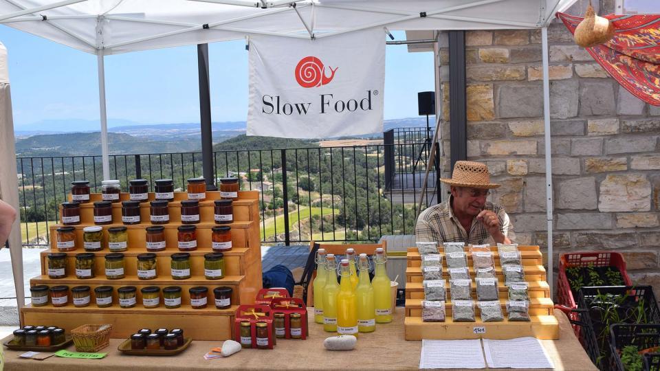10.06.2017 Slow Food  Argençola -  Ajuntament Argençola