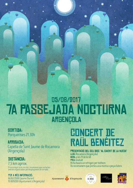 7a Passejada nocturna de Rocamora - Rocamora