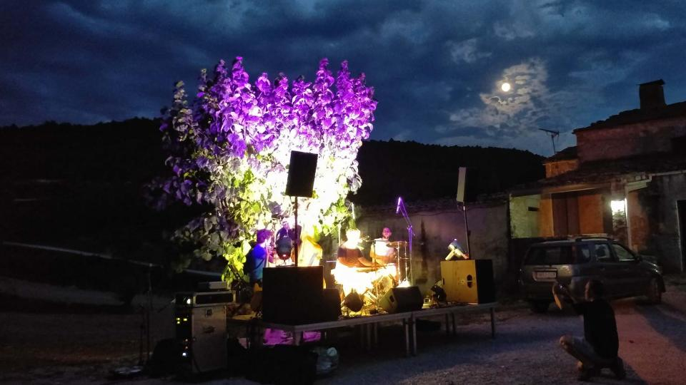 05.08.2017 Concert Raül Benéitez  Rocamora -  Marina Berenguer
