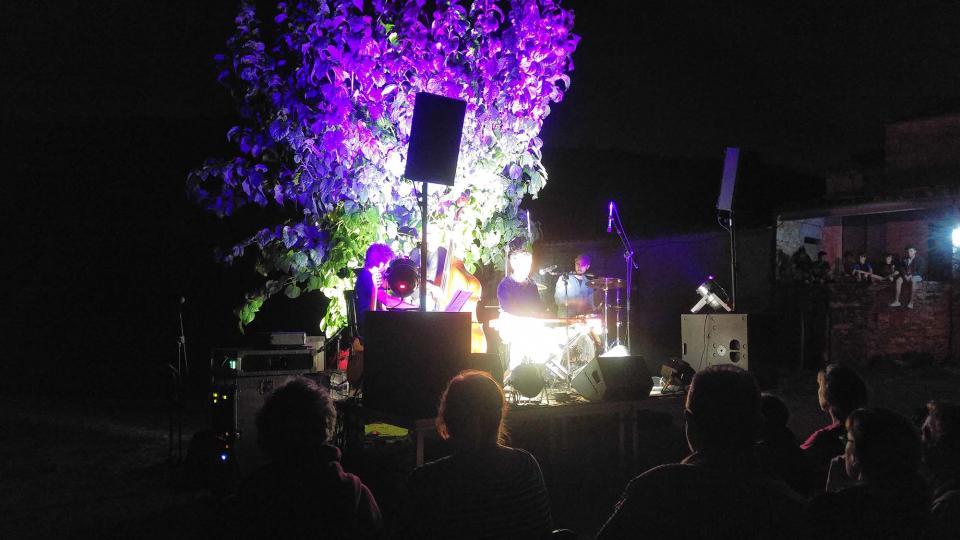 05.08.2017 Concert Raül Benéitez  Rocamora -  Martí Garrancho