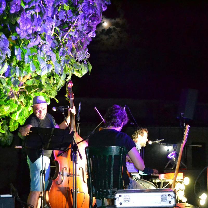 05.08.2017 Concert de Raül Benéitez  Rocamora -  Galaxia Management