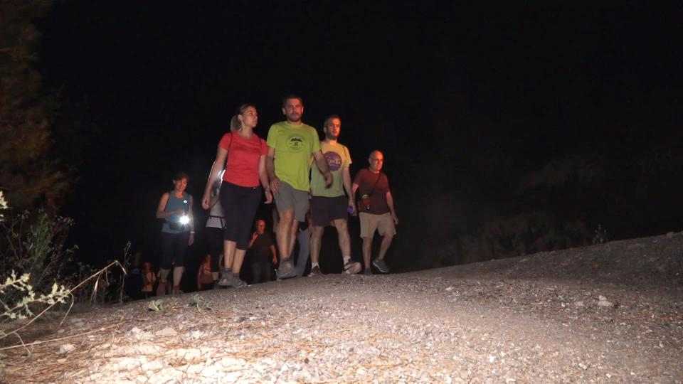 Passejada nocturna - Rocamora