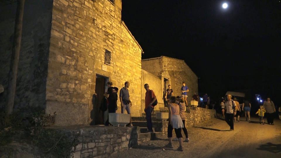 05.08.2017 Passejada nocturna  Rocamora -  Enric Martí