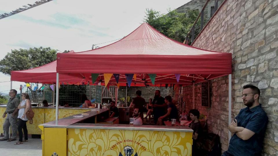 13.08.2017 bar  Argençola -  Toni Castillo