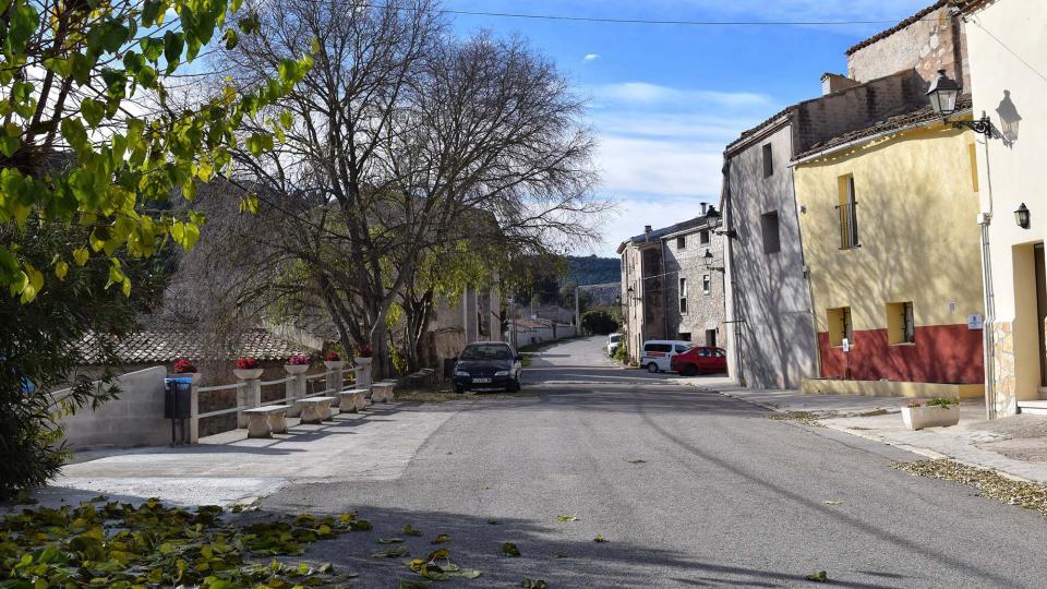 27.11.2017 carrer  Porquerisses -  Ramon  Sunyer