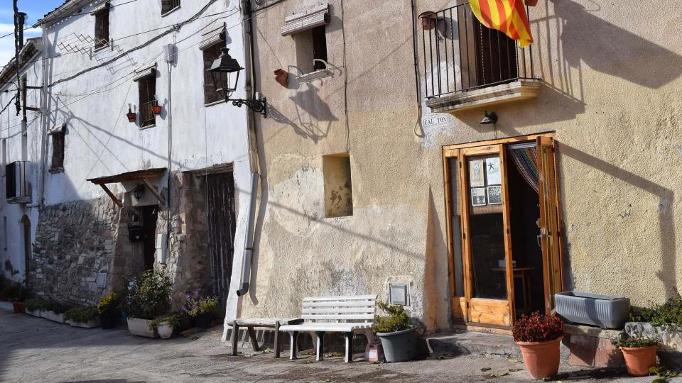 27.11.2017 cases  Porquerisses -  Ramon  Sunyer