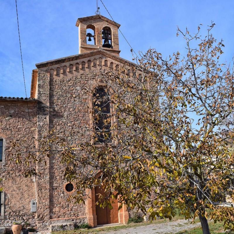 27.11.2017 Església de Santa Maria Nova  Santa Maria del Camí -  Ramon  Sunyer