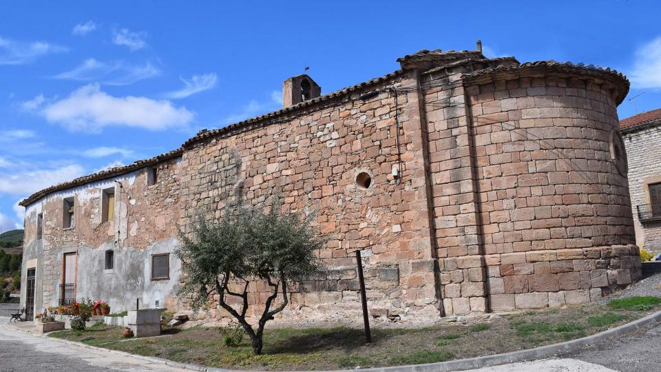 16.09.2017 Església de Santa Maria Vella  Santa Maria del Camí -  Ramon Sunyer