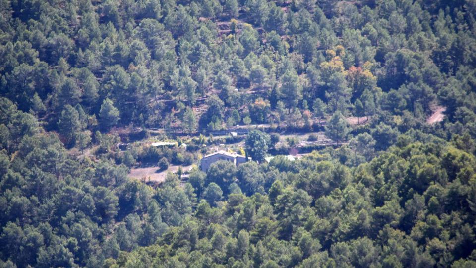 Argençola lliura al serveis d' emergència de Catalunya la localització GPS de les masies del terme municipal - Argençola