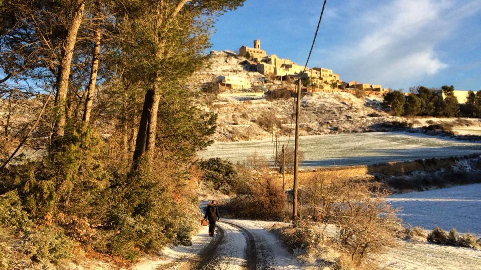 13.02.2018 nevada  Argençola -  Astrid van Ginkel