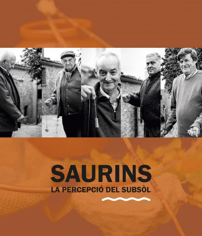 Exposició Saurins: la percepció del subsòl - Argençola