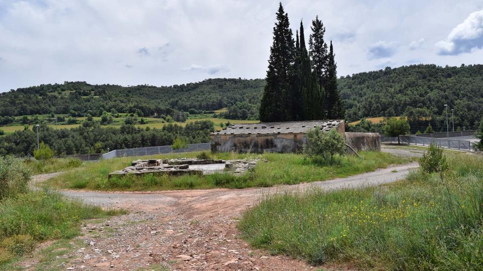 10.06.2018 Església de Sant Marc  Porquerisses -  Ramon Sunyer