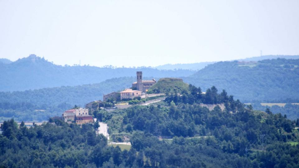 10.06.2018 Vista d'Argençola  Porquerisses -  Ramon Sunyer