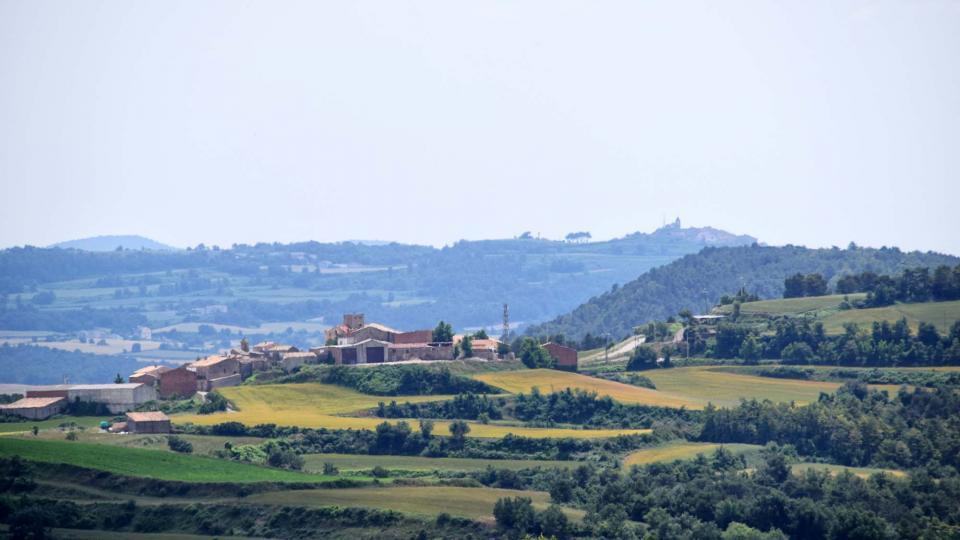 10.06.2018 Vista de Carbasí  Porquerisses -  Ramon Sunyer