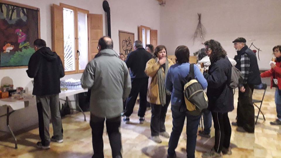 16.12.2018 Especial xino xano per la Maratò  Clariana -  Ester Corrales