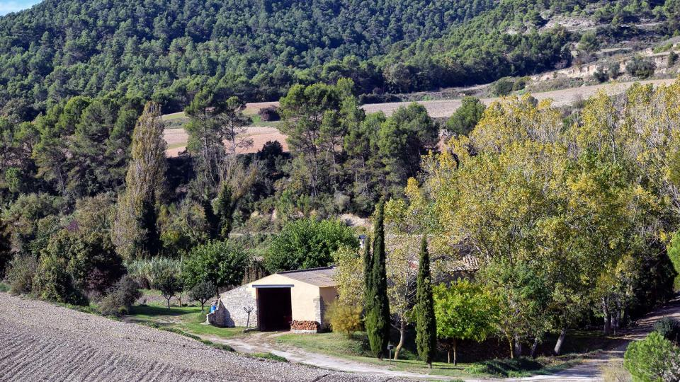 03.11.2018 El Molí de les Vinyes  Argençola -  Ramon  Sunyer