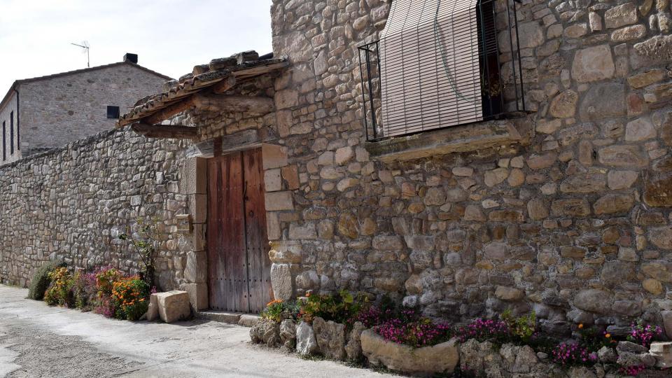 03.03.2019 detall casa  Clariana -  Ramon  Sunyer