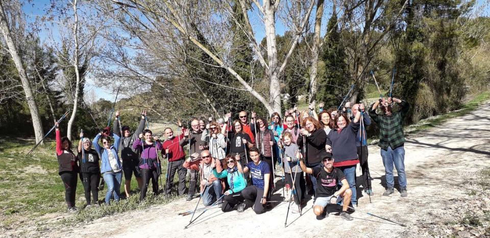 Foto de grup a Rocamora - Rocamora