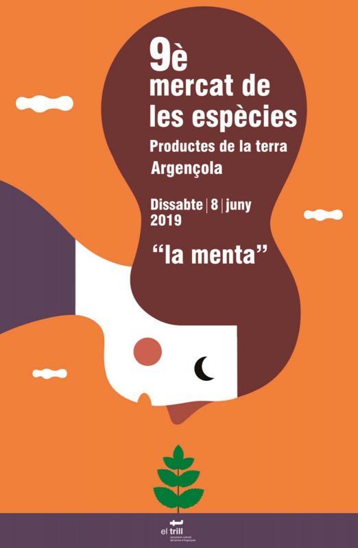 Argençola ja preparara el Mercat de les Espècies 2019 - Argençola