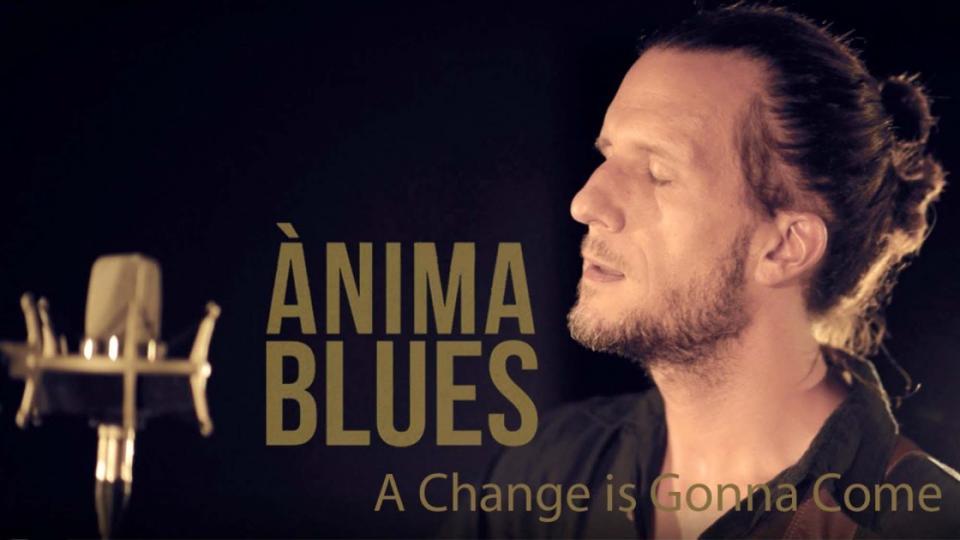 Damià Olivella presentarà 'Ànima Blues' en concert