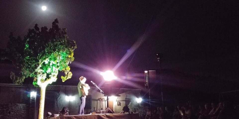 13.07.2019 Concert de Damià Olivella  Rocamora -  Martí Garrancho