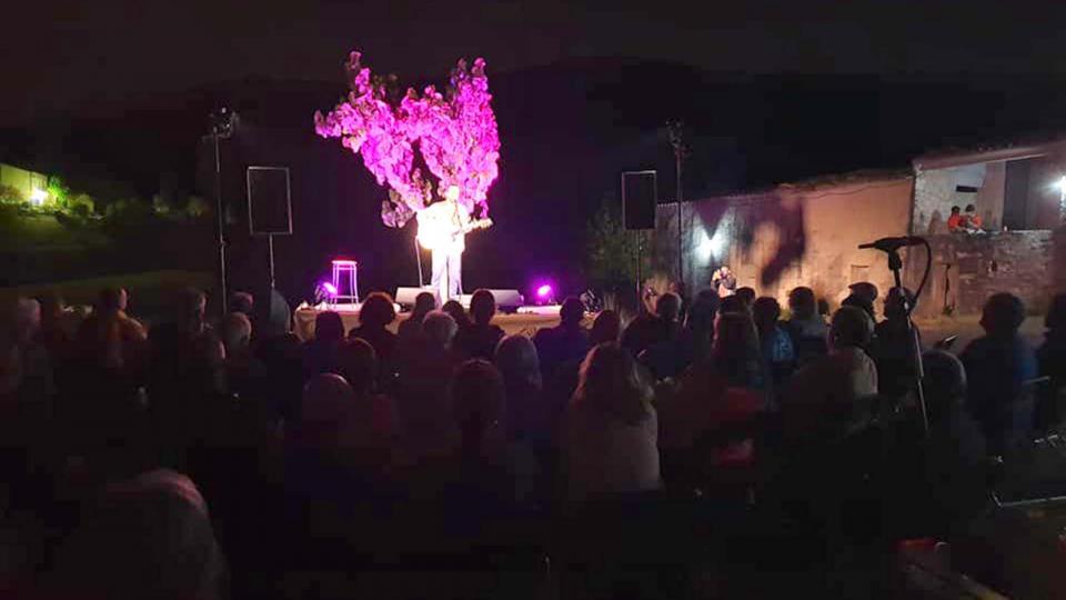 13.07.2019 Concert de Damià Olivella  Rocamora -  jaume Descarrega