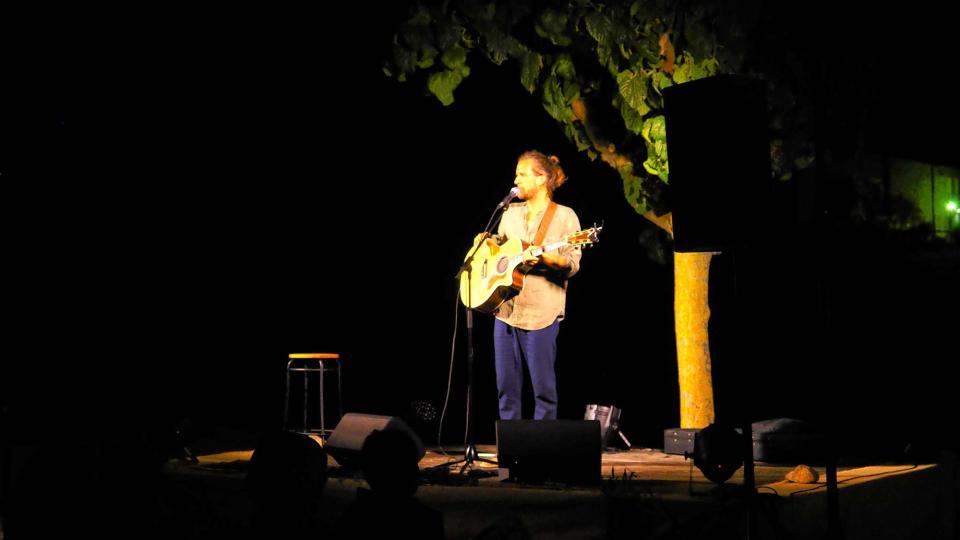 13.07.2019 Concert de Damià Olivella  Rocamora -  Ajuntament d'Argençola