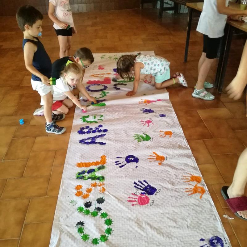 18.07.2019 Activitats d'interior  Argençola -  Animans