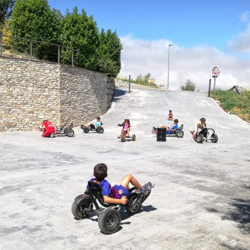 22.07.2019 Activitats de carrer  Argençola -  Animans