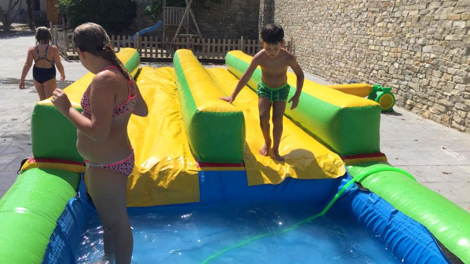 24.07.2019 Atraccions d'aigua  Argençola -  Animans
