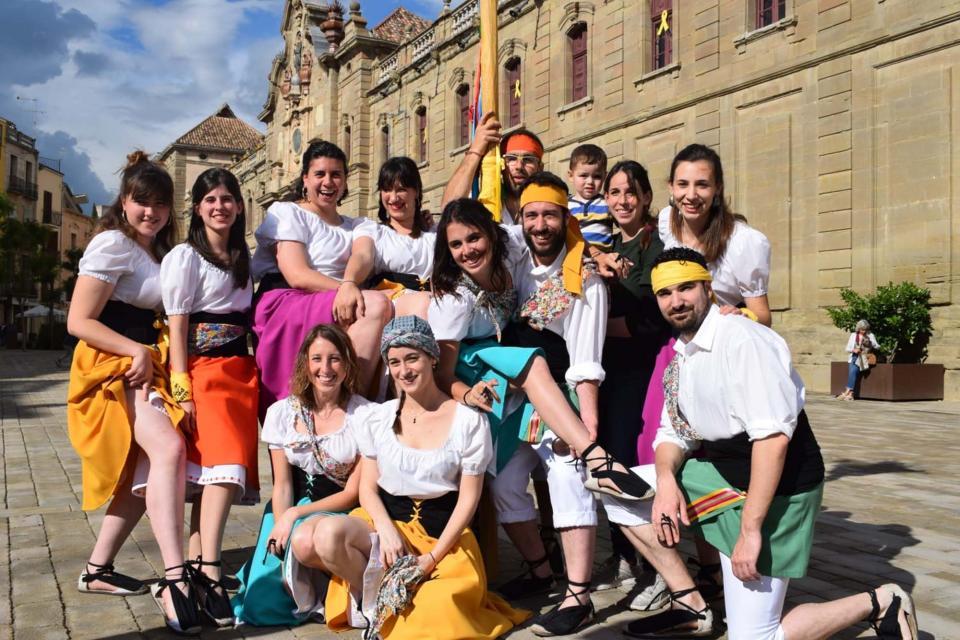 El Ball de Gitanes d'Igualada actuarà a la Festa major d'Argençola 2019 - Argençola