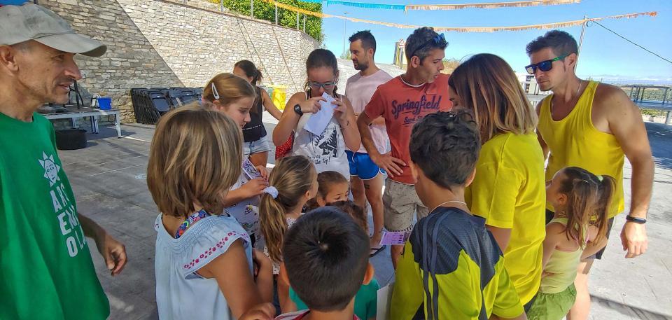10.08.2019 Els jocs de quan érem petits  Argençola -  Marina Berenguer