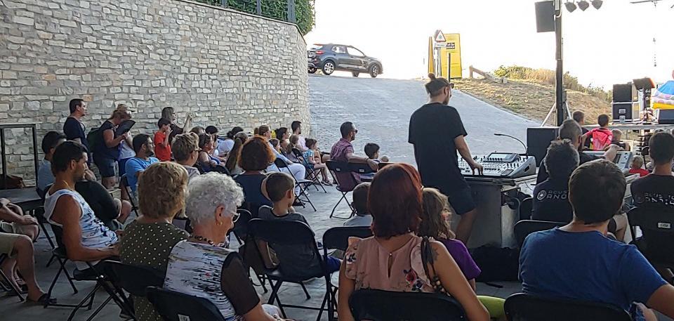 10.08.2019 Espectacle: Lolo, on ets?   Argençola -  Marina Berenguer