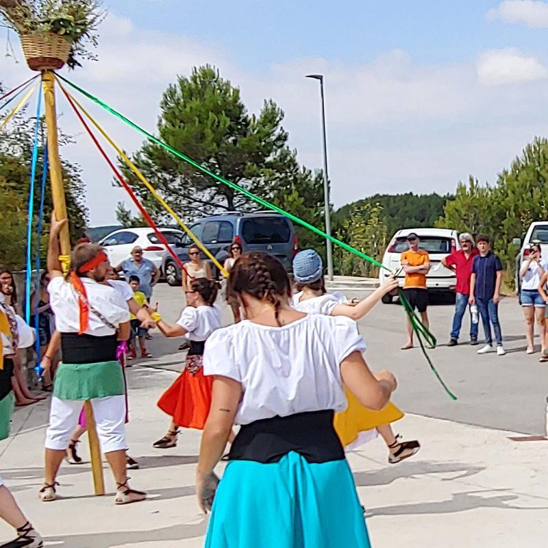 11.08.2019 Ball de Gitanes d'Igualada  Argençola -  Marina Berenguer