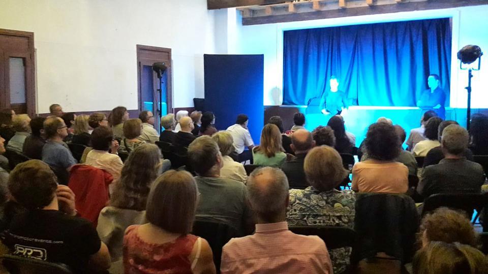 21.09.2019 espectacle Mort a les cunetes  Argençola -  Mercè Hernandez