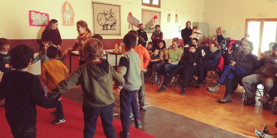 03.01.2020 2n Casalet de Nadal  Argençola -  Martí Garrancho