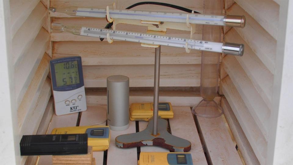 L'agrupació AnoiaMéteo vol obtenir més dades meteorològiques al territori anoienc -
