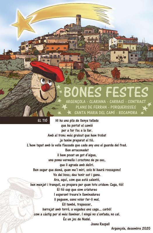 Bones Festes - Argençola