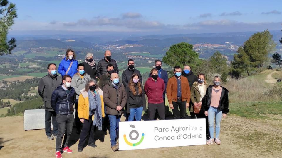 Neix el Parc Agrari de la Conca d'Òdena - Argençola
