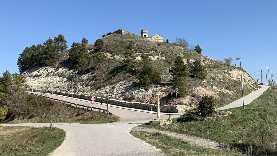 La Diputació de Barcelona lliura el Pla Director del castell d'Argençola