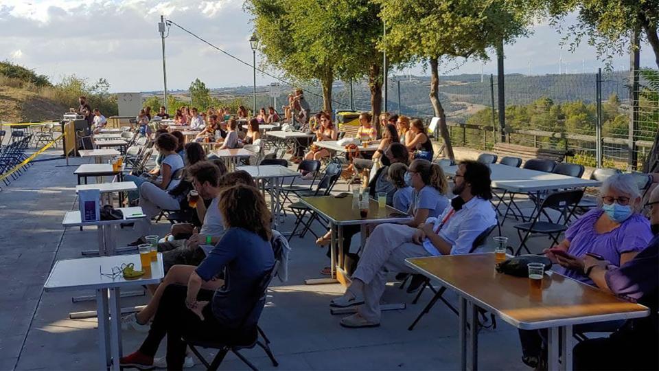 08.08.2021 Concert d' Anna Andreu   Argençola -  Marina Berenguer