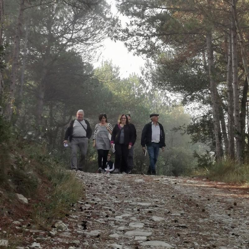 17.10.2021 Boscúria  Argençola -  Martí Garrancho