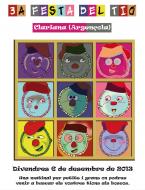Clariana: Cartell 3a edició  James Mckinnell