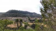 Clariana: Vista del poble  Ramon Sunyer