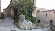 Argençola: detall carrer  Ramon Sunyer